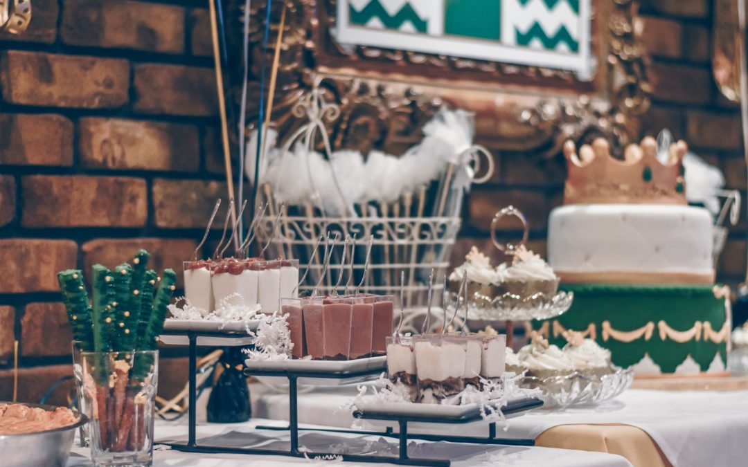 Scrumptious Dessert Bars to Serve at Your Wedding