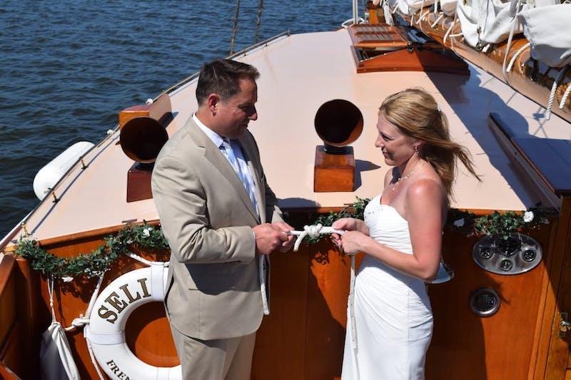 wedding cruises baltimore